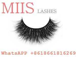 double layer mink fur lashes manufacturer