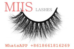 fur eyelashes private label