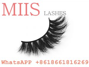 Lovely private label 3d mink eyelash