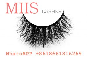 100% real mink 3d lashes wholesale