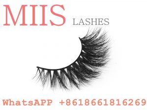 3d faux mink strip lash