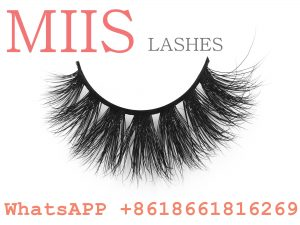real mink strip lashes