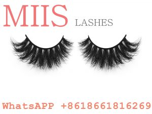 mink eyelash suppliers