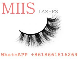 fake mink eyelash manufacturers