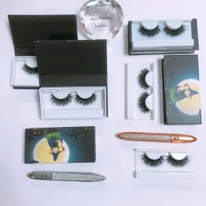 custom packaging for eyelashes